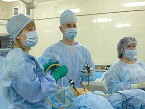 гинекологические операции